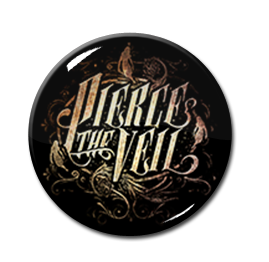 "Pierce the Veil 1.5"" Pin"