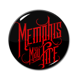"Memphis May Fire - Logo 1.5"" Pin"