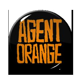 "Agent Orange 1.5"" Pin"