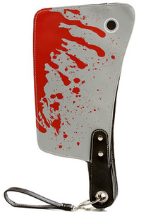 Kreepsville 666 - Cleaver Clutch Bag