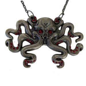 Kreepsville 666 - Octoskull Necklace