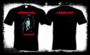 Annihilator - Alice in Hell T-Shirt