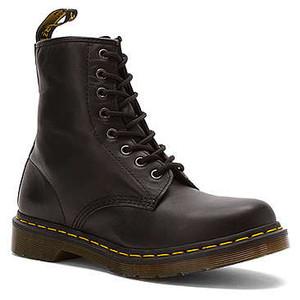 Dr. Martens 1460 Black Nappa 8 Eye Boot
