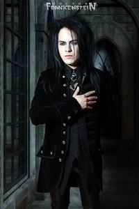 Dr. Frankenstein - Black Velvet Alucard Jacket