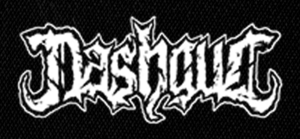 "Nashgul - Logo 8x4"" Printed Patch"