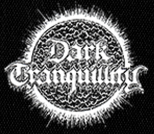"Dark Tranquility - Old Logo 5x5"" Printed Patch"