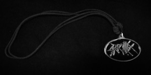 Skrillex Metal Chain Pendant