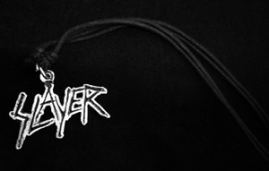 Slayer Metal Chain Pendant