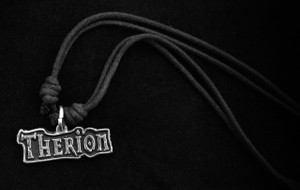Therion Metal Chain Pendant