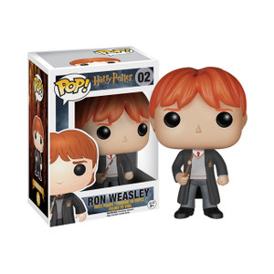 Pop! Figurines - HP's Ron Weasley #02