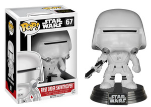 Pop! Figurines - Star Wars' First Order Snowtrooper #67