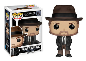 Pop! Figurines - Gotham's Harvey Bullock #76