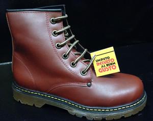 UPIABG Boots - Leather 6i Honey Unisex Boots