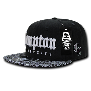 Decky - Compton University Snapback by Whang