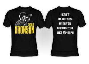 Charles Bronson T-Shirt
