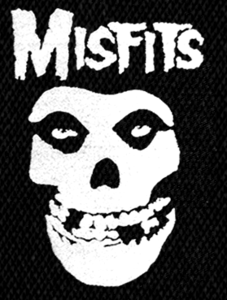 "Misfits - Ghoul 4x5"" Printed Patch"