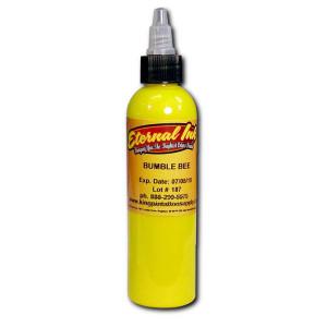 Eternal Ink - Bumble Bee 1/2 Ounce Tattoo Ink Bottle