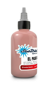 Starbrite Colors - El Paso Sand 1/2 Ounce Tattoo Ink Bottle