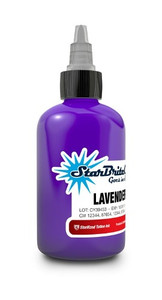 Starbrite Colors - Lavender 1/2 Ounce Tattoo Ink Bottle