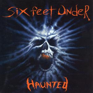 "Six Feet Under - Hunted 4x4"" Color Patch"