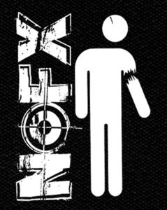 "NOFX - Logo 6x4"" Printed Patch"