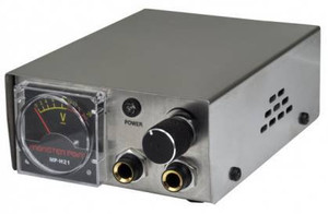 Monster Point 10 Turn Stainless Steel Analog Tattoo Power Supply