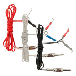 Ruthless - Clipcords for Tattoo Machines and Power Supply