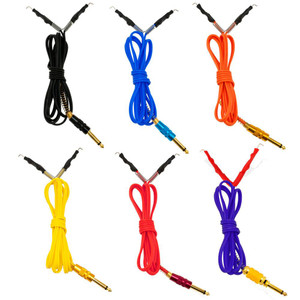 Premium Clipcords for Tattoo Machines and Power Supply