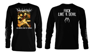 Dawn of Ashes - Hollywood Made in Gehenna Long Sleeve T-Shirt