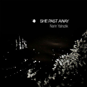 "She Past Away - Narin Yalnizlik 4x4"" Color Patch"