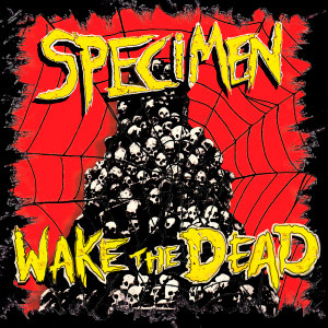 "Specimen - Wake the Dead 4x4"" Color Patch"