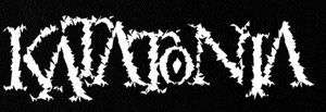 "Katatonia - Logo 7x3"" Printed Patch"