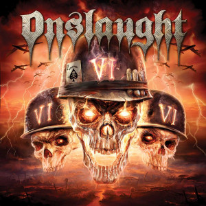 """Onslaught - VI 4x4"""" Color Patch"""