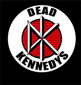"Dead Kennedys - Logo 5x5"" Printed Patch"