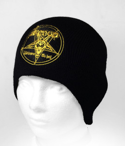 Venom - Welcome To Hell Embroidered Knit Beanie