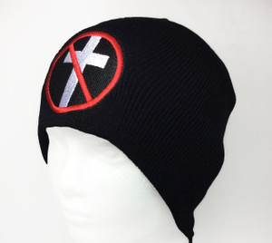 Bad Religion Embroidered Knit Beanie