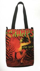 Go Rocker - The Cramps Stay Sick Shoulder Bag