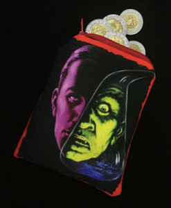 Go Rocker - Dr. Jeckyll & Mr. Hyde Coin Purse
