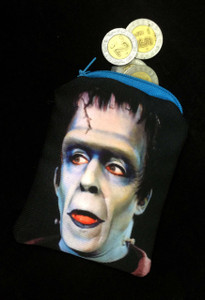 Go Rocker - Herman Munster Coin Purse