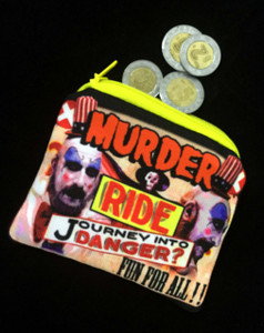 Go Rocker - Captain Spaulding Murder! Coin Purse