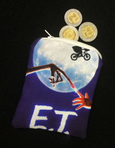 Go Rocker - E.T. the ExtraTerrestrial Coin Purse