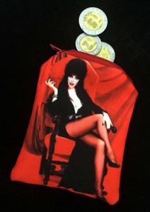 Go Rocker - Elvira Mistress of Night Coin Purse