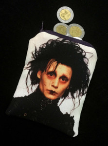 Go Rocker - Edward Scissorhands Coin Purse