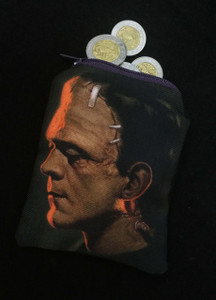 Go Rocker - Frankenstein's Monster Coin Purse