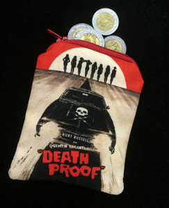 Go Rocker - Death Proof Coin Purse