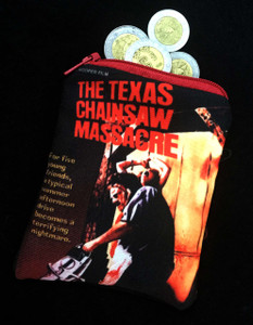 Go Rocker - Texas Chainsaw Massacre Coin Purse