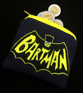 Go Rocker - Bartman Coin Purse