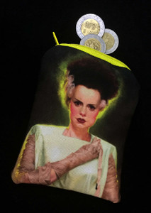 Go Rocker - Bride of Frankenstein Coin Purse