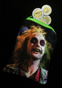 Go Rocker - Beetlejuice Coin Purse