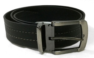 Honey Double-Stitch Belt